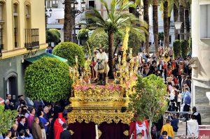 Semana Santa de Ayamonte 2018