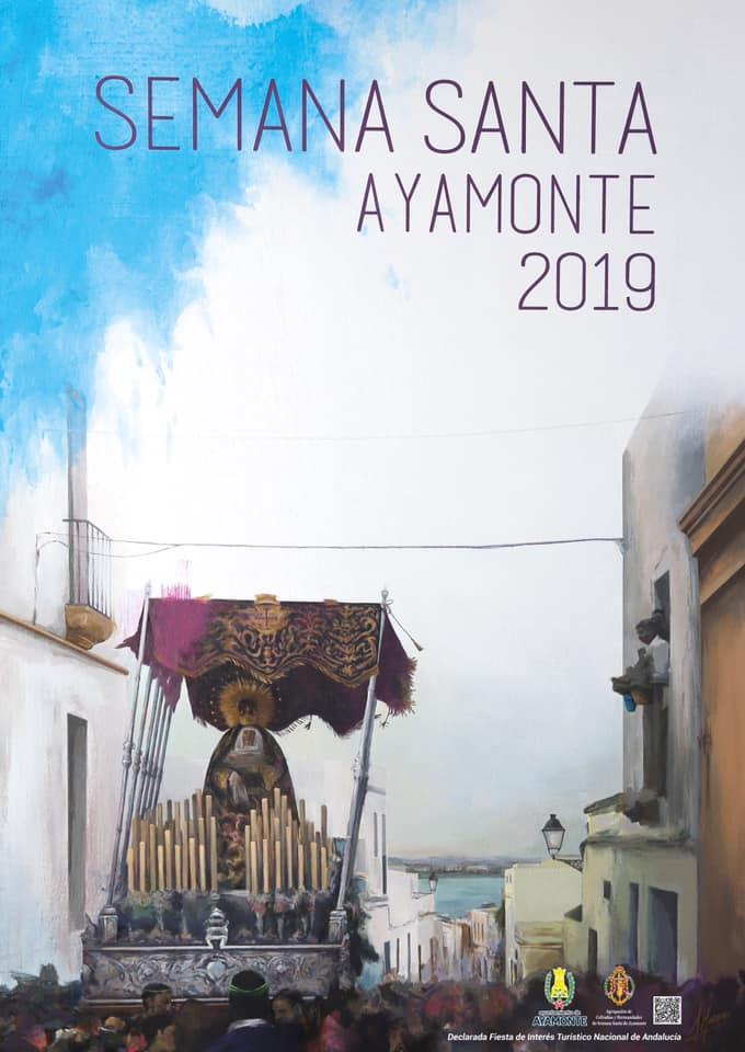 Calendario Perpetuo Semana Santa.Semana Santa De Ayamonte 2019 Web De Turismo De Ayamonte